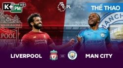 Liverpool - Man City (H1) Premier League 2019/20: Vòng 12