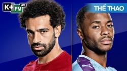 Liverpool - Man City (H2) Premier League 2019/20: Vòng 12