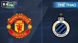 Man Utd - Club Brugge (H1) Europa League 2019/20: Vòng 1/16 Lượt Về