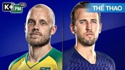 Norwich – Tottenham (H1) Premier League 2019/20: Vòng 20