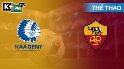 Gent – AS Roma (H1) Europa League 2019/20: Vòng 1/16 Lượt Về