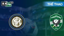 Inter Milan - Ludogorets (H1) Europa League 2019/20: Vòng 1/16 Lượt Về