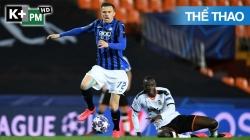 Valencia - Atalanta (H2) Champions League 2019/20: Vòng 1/8 Lượt Về