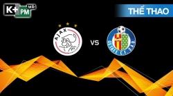 Ajax - Getafe (H1) Europa League 2019/20: Vòng 1/16 Lượt Về