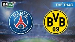 PSG - Dortmund (H1) Champions League 2019/20: Vòng 1/8 Lượt Về
