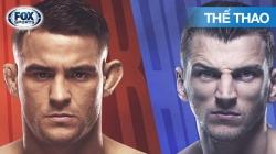 UFC Fight Night: Poirier Vs Hooker
