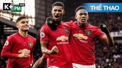 Brighton - Man Utd (H2) Premier League 2019/20: Vòng 32