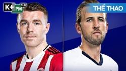 Sheffield Utd - Tottenham (H2) Premier League 2019/20: Vòng 32