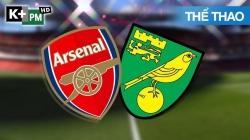 Arsenal - Norwich (H1) Premier League 2019/20: Vòng 32