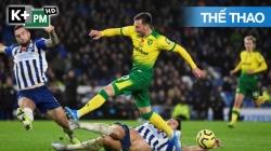 Norwich - Brighton (H2) Premier League 2019/20: Vòng 33