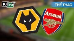 Wolves - Arsenal (H1) Premier League 2019/20: Vòng 33