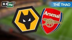 Wolves - Arsenal (H2) Premier League 2019/20: Vòng 33