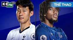 Tottenham - Everton (H1) Premier League 2019/20: Vòng 33
