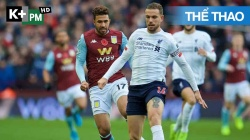 Liverpool - Aston Villa (H1) Premier League 2019/20: Vòng 33