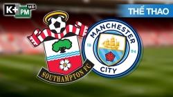 Southampton - Man City (H1) Premier League 2019/20: Vòng 33