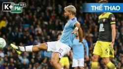 Southampton - Man City (H2) Premier League 2019/20: Vòng 33