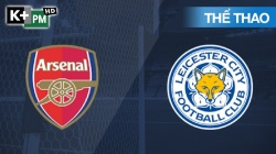 Arsenal - Leicester (H1) Premier League 2019/20: Vòng 34