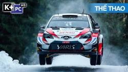 Tổng Hợp WRC Sweden Lockdown Sprint 2020