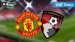 Man Utd - Bournemouth (H1) Premier League 2019/20: Vòng 33