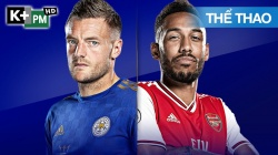 Arsenal - Leicester (H2) Premier League 2019/20: Vòng 34