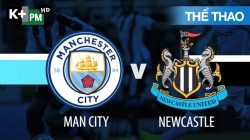 Man City - Newcastle (H2) Premier League 2019/20: Vòng 34