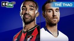 Bournemouth - Tottenham (H1) Premier League 2019/20: Vòng 34