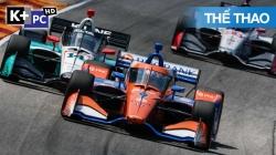 Indycar Series Chặng Road America 1 2020