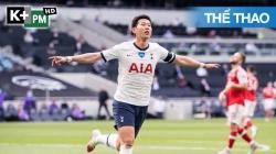 Tottenham - Arsenal (H2) Premier League 2019/20: Vòng 35