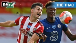 Sheffield Utd - Chelsea (H2) Premier League 2019/20: Vòng 35