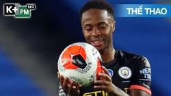 Brighton - Man City (H2) Premier League 2019/20: Vòng 35