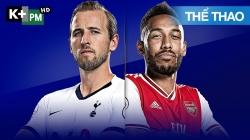 Tottenham - Arsenal (H1) Premier League 2019/20: Vòng 35