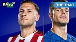 Sheffield Utd - Chelsea (H1) Premier League 2019/20: Vòng 35