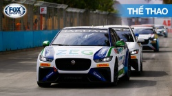 Jaguar I-Pace E-Trophy 2019/20: Qualifying