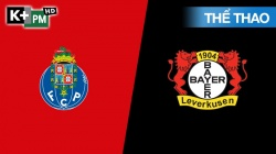 Porto - Bayer Leverkusen (H1) Europa League 2019/20: Vòng 1/16 Lượt Về
