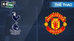 Tottenham - Man Utd (H1) Premier League 2019/20: Vòng 30