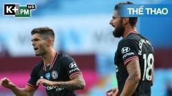 Aston Villa - Chelsea (H2) Premier League 2019/20: Vòng 30