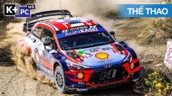 WRC Rally Guanajuato Mexico 2020