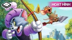 Tom Và Jerry: Robin Hood Và Chú Chuột Vui Vẻ