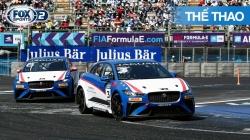 Jaguar I-Pace E-Trophy Championship 2019/20: Race