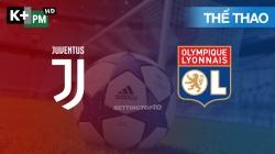 Juventus - lyon (H1) UCL 19/20 Vòng 1/8 Lượt Về