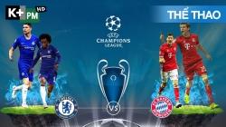 Bayern Munich - Chelsea (H1) UCL 19/20 Vòng 1/8 Lượt về