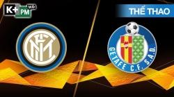 Inter Milan - Getafe (H1) Europa League 2019/20: Vòng 1/8
