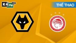 Wolves - Olympiakos (H1) Europa League 2019/20: Vòng 1/8 Lượt Về