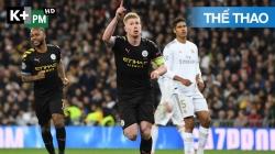 Man City - Real Madrid (H2) Champions Leeague 2019/20: Vòng 1/8 Lượt Về