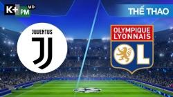 Juventus - Lyon (H1) Champions Leeague 2019/20: Vòng 1/8 Lượt Về