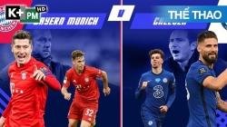 Bayern Munich - Chelsea (H1) Champions Leeague 2019/20: Vòng 1/8 Lượt Về