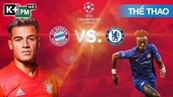 Bayern Munich - Chelsea (H2) Champions Leeague 2019/20: Vòng 1/8 Lượt Về