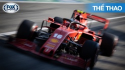 Formula 1 Pirelli Tuscan Ferrari 1000 Grand Prix 2020: Main Race