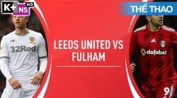 Vòng 2 Giải Ngoại Hạng Anh 2020-2021: Leeds - Fulham (Hiệp 2)