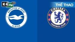 Brighton - Chelsea (H1) Premier League 2020/21: Vòng 1
